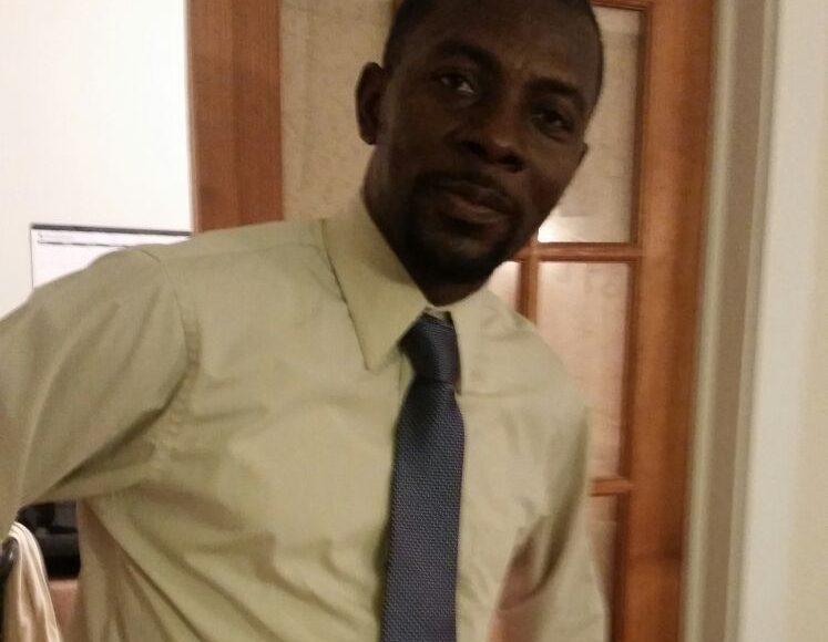 Dr. Daniel Acquah